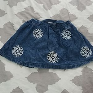 Skirt for toddlers size 3T